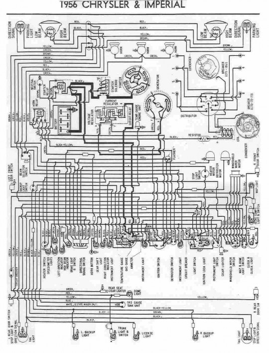 1965 chrysler newport wiring diagram wiring diagram u2022 rh championapp co 1966 Mustang Wiring Schematic 1966 Ford Galaxie Wiring-Diagram
