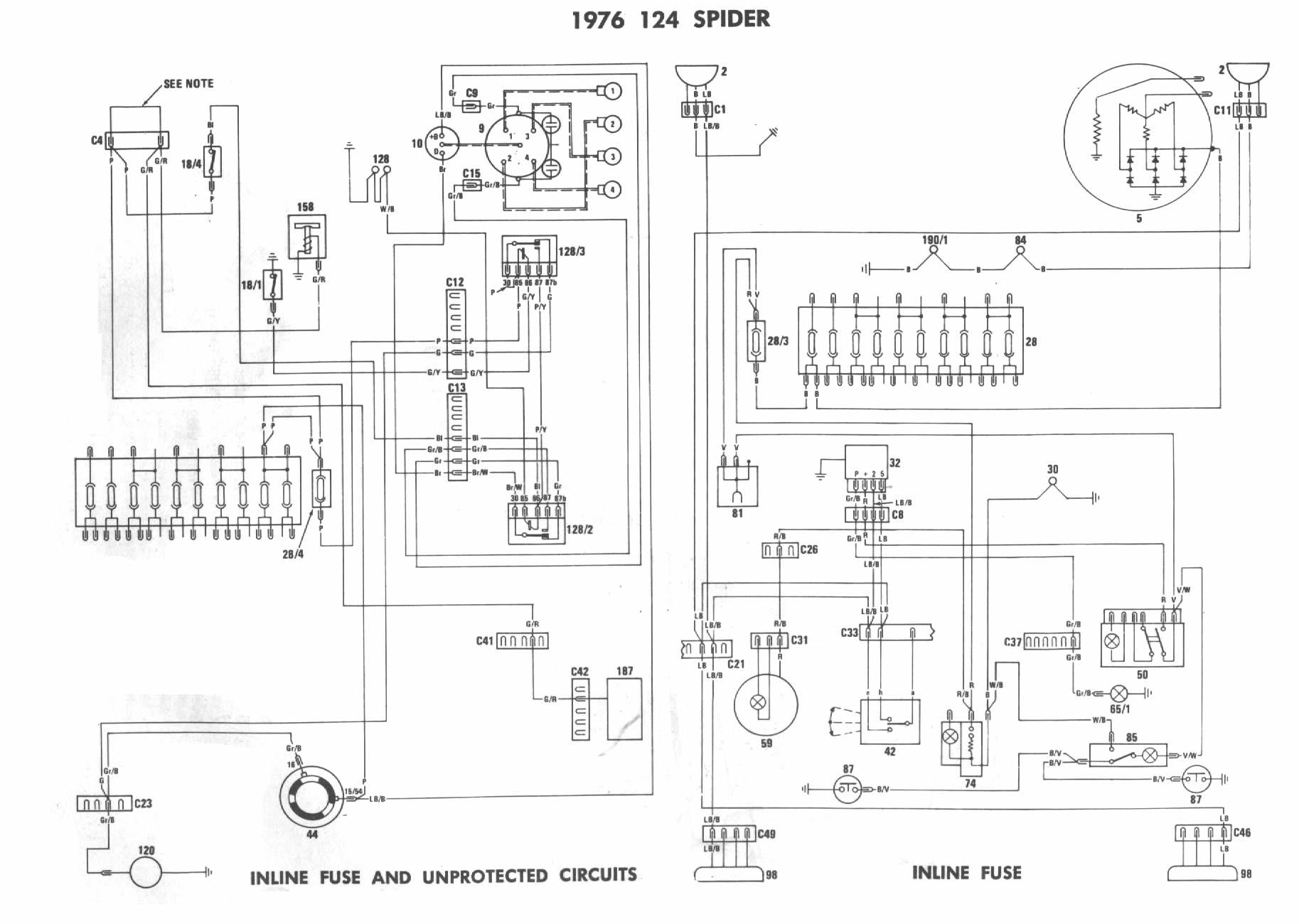 FIAT Car Manuals Wiring Diagrams PDF Fault Codes