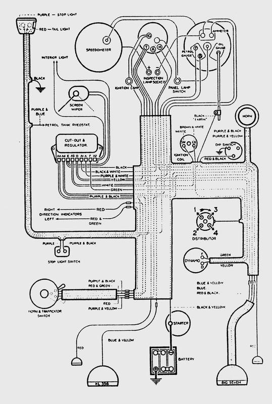 Austin+Big+Seven+Wiring+Diagram?t=1507808378 austin car manuals, wiring diagrams pdf & fault codes astro a40 wiring diagram at reclaimingppi.co