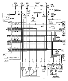 Alternator Wire End together with 1996 Jeep Fuse Box Diagram in addition Blazer Radio Wiring Diagram moreover Wiring Harness For 2004 Jeep Liberty as well Ford F150 Power Distribution Box Diagram. on fuse box infiniti qx4