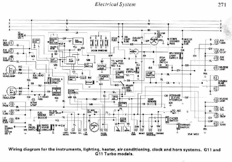 electrical system diagram of daihatsu charade g11 and g11 turbo?t=1508395996 daihatsu car manuals, wiring diagrams pdf & fault codes daihatsu terios wiring diagram at soozxer.org