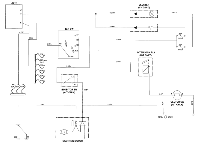 daewoo car manuals wiring diagrams pdf fault codes rh automotive manuals net daewoo matiz electrical diagram daewoo matiz circuit diagram