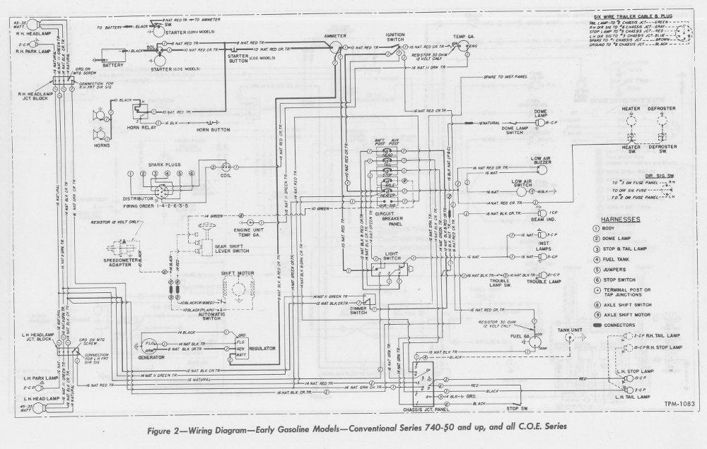Gmc Car Manuals, Wiring Diagrams Pdf & Fault Codes - Wiring Diagram