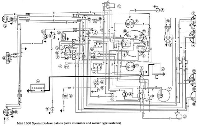 1959 morris traveler 1000 wiring diagrams