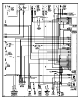 1995 mitsubishi 3000gt headlight wiring diagram 1995 mitsubishi 3000gt radio wiring diagram - somurich.com mitsubishi 3000gt ignition wiring diagram #2
