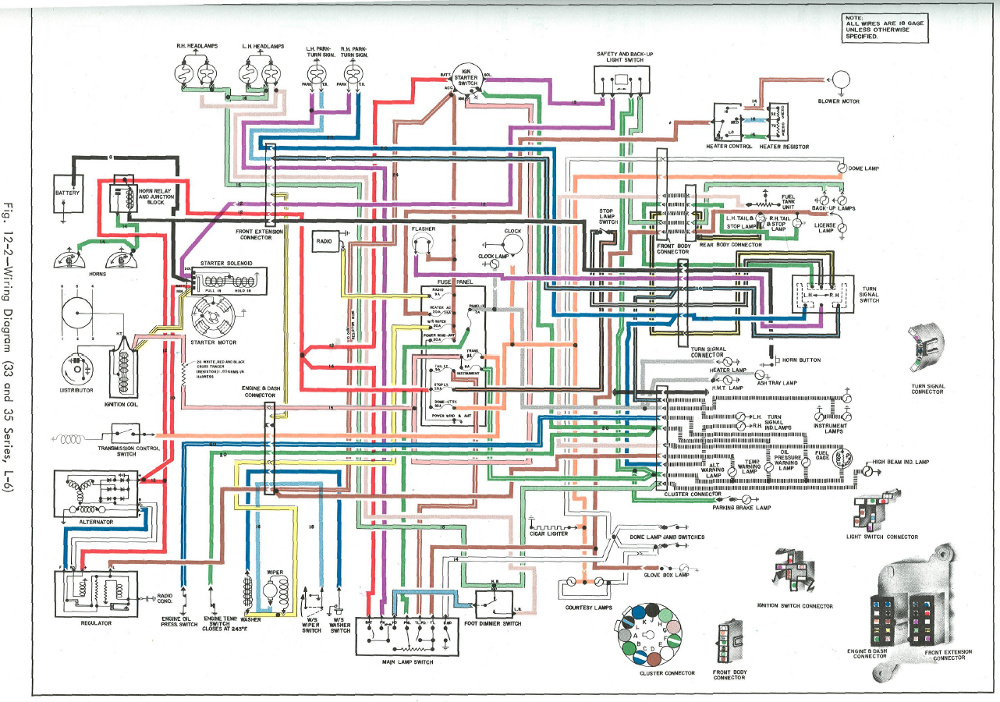 chassis electrical wiring diagram of 1966 oldsmobile 33 and 35 series?t=1508502095 oldsmobile car manuals, wiring diagrams pdf & fault codes daewoo lacetti wiring diagram at crackthecode.co