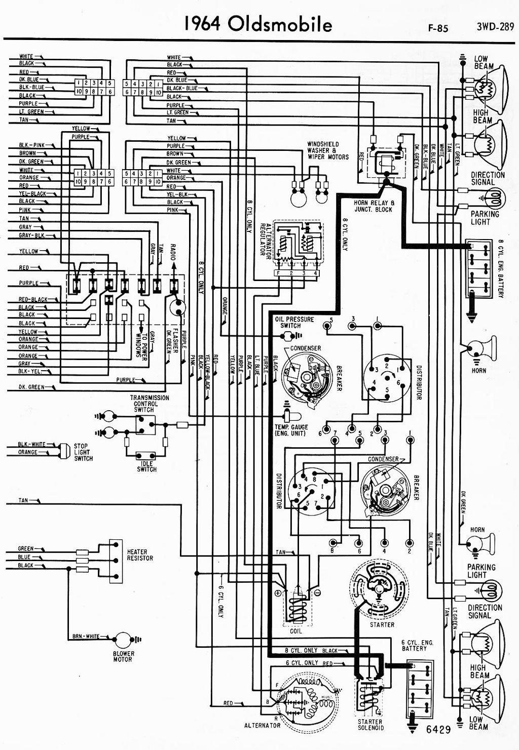 1965 olds 442 wiring diagram explained wiring diagrams 1971 oldsmobile  cutlass wiring-diagram 1967 oldsmobile