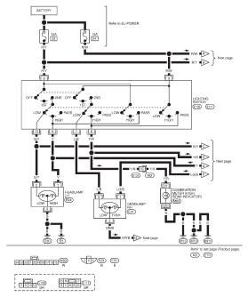Nissan Maxima Wiring Diagram on 1985 Nissan 300zx Radio Wiring Diagram
