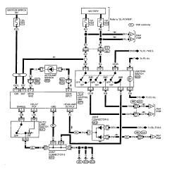 nissan xterra wiring harness diagram schemes