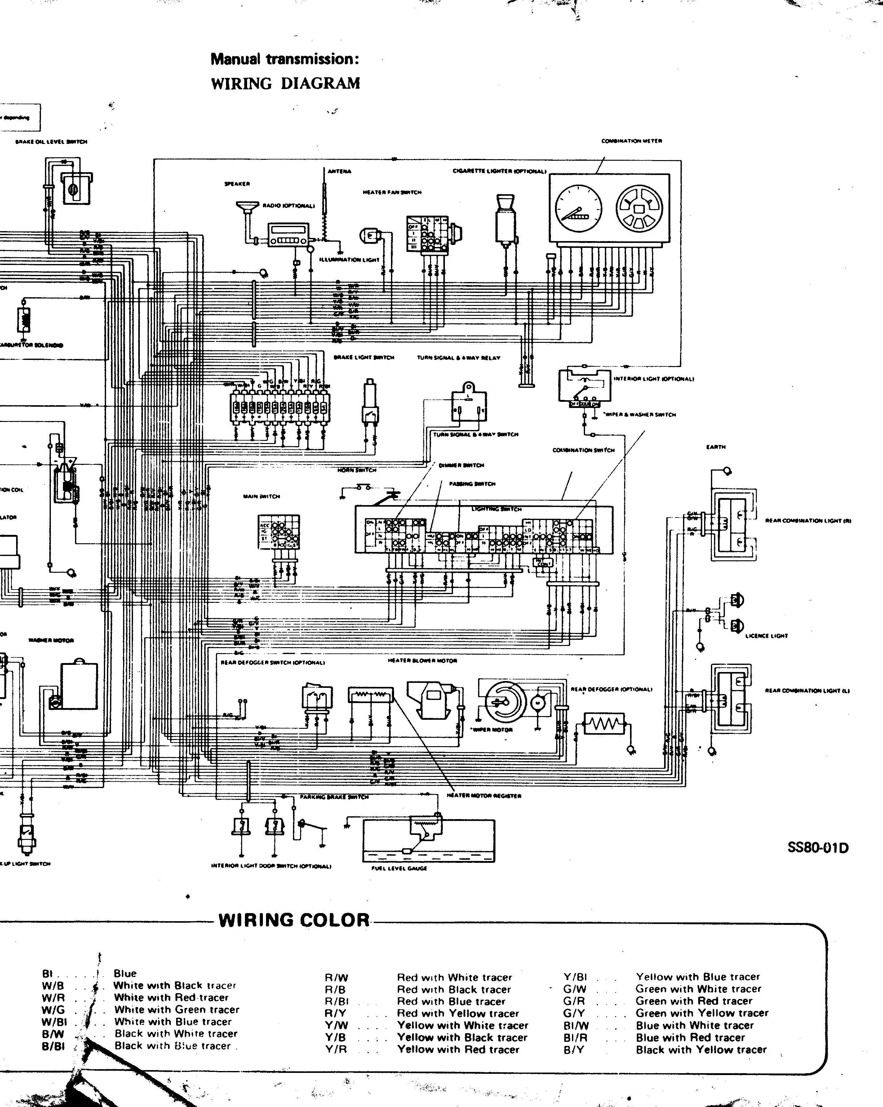 95 geo tracker radio wiring diagram 1995 geo tracker