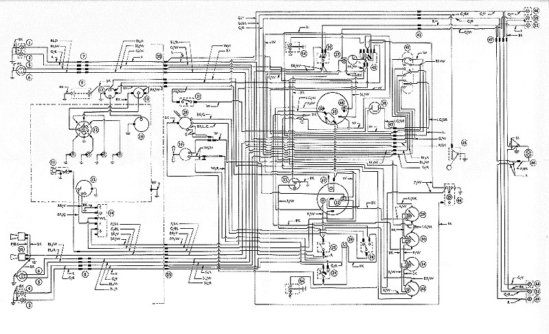 Lotus+Cortina+MK+2+1967 +1968 lotus elise wiring diagram lotus wiring diagrams for diy car repairs lotus elise s2 wiring diagram at gsmx.co