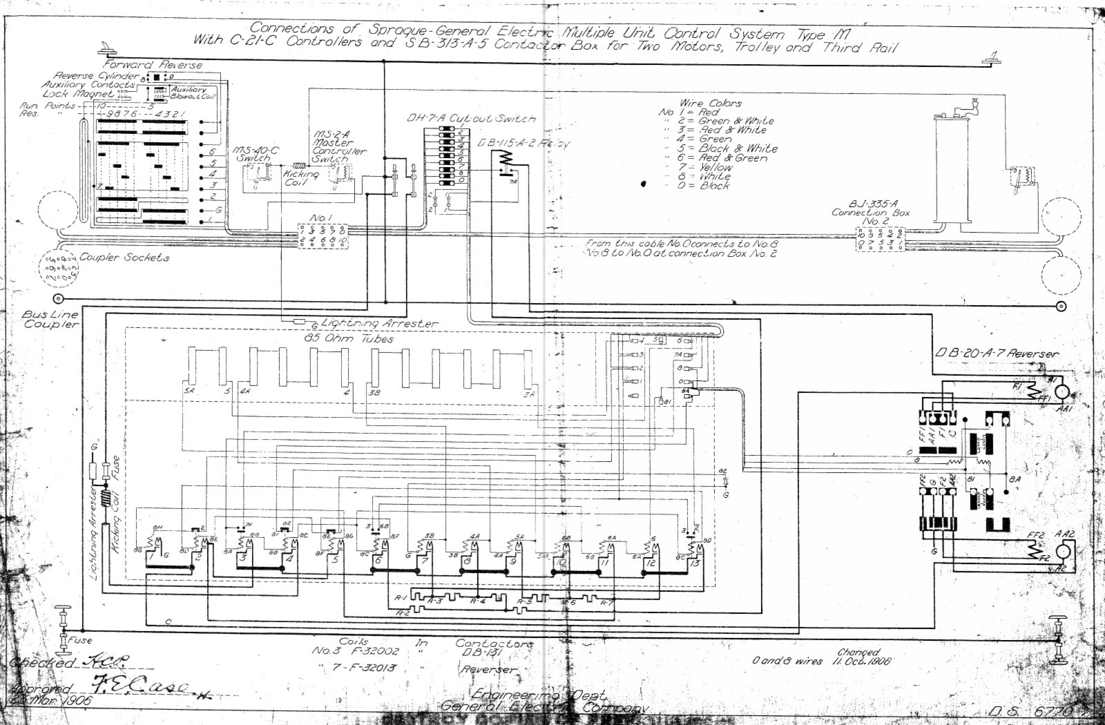 Mack Headlight Wiring Diagram 83 Mack Pump Diagram Wiring
