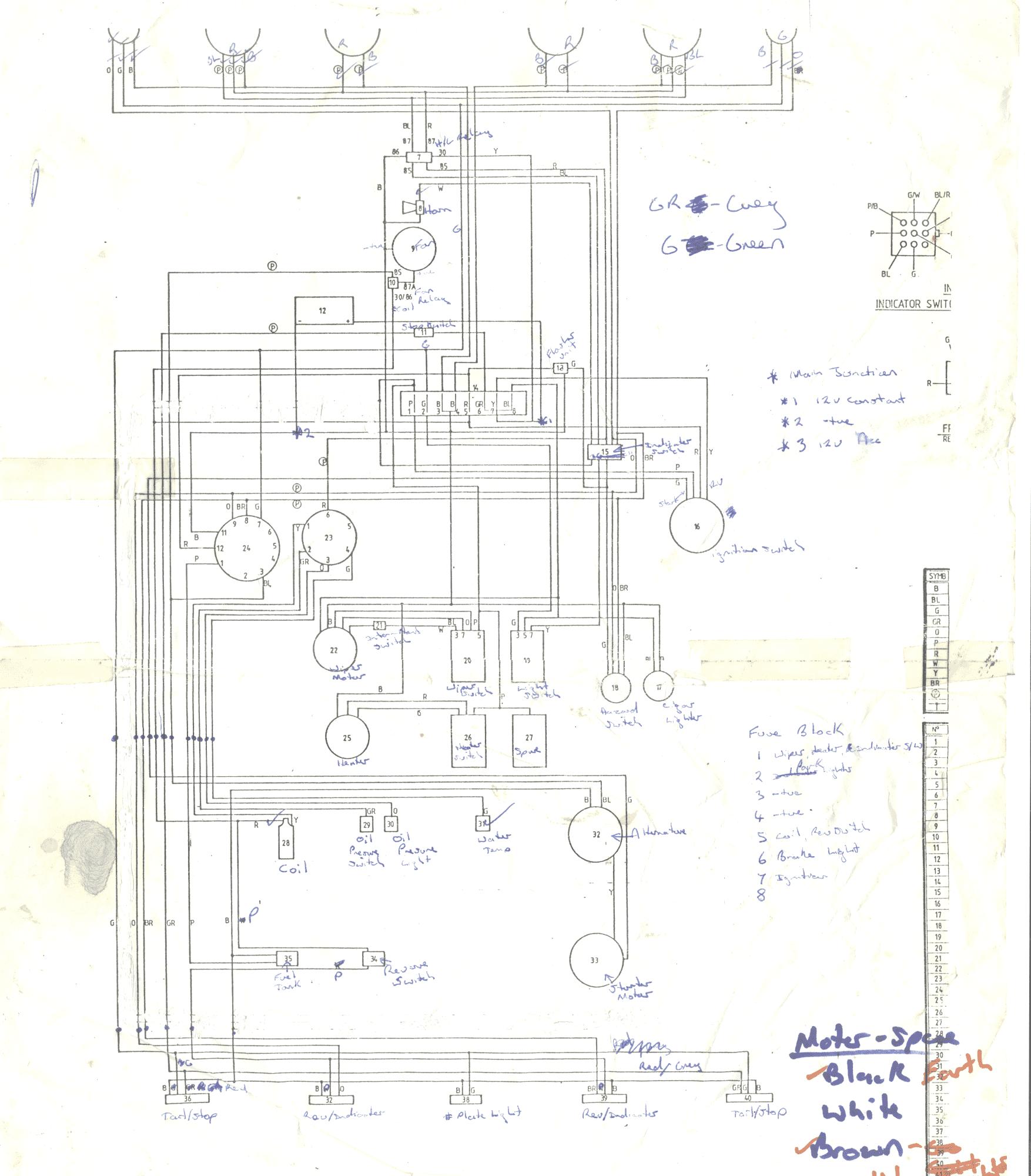 Kia Sedona Wiring Diagram Http Wwwjustanswercom Kia 4letvkia
