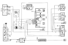 citroen c2 abs wiring diagram citroen wiring diagrams