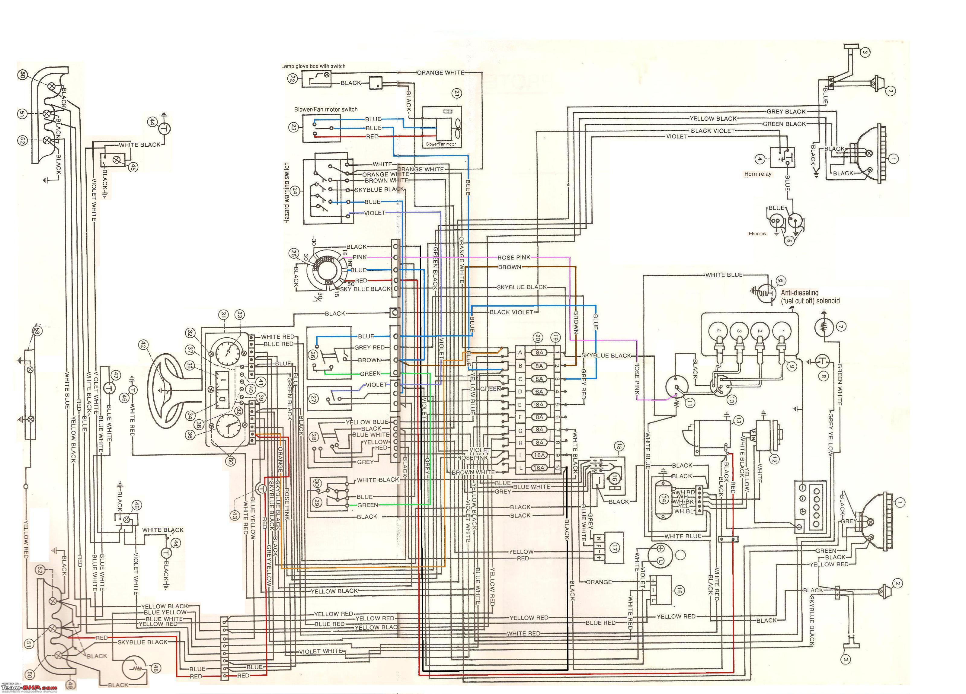 Maruti 800 Electrical Wiring Diagram Pdf