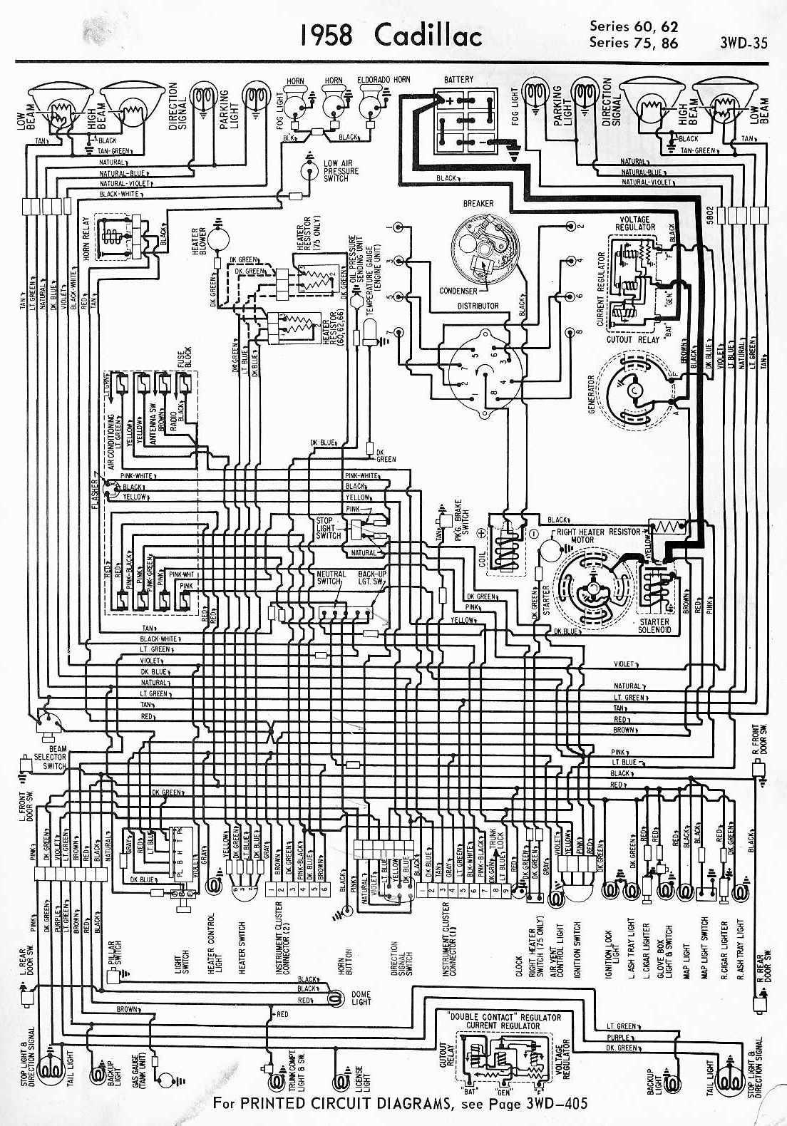 cadillac car manuals wiring diagrams pdf fault codes. Black Bedroom Furniture Sets. Home Design Ideas