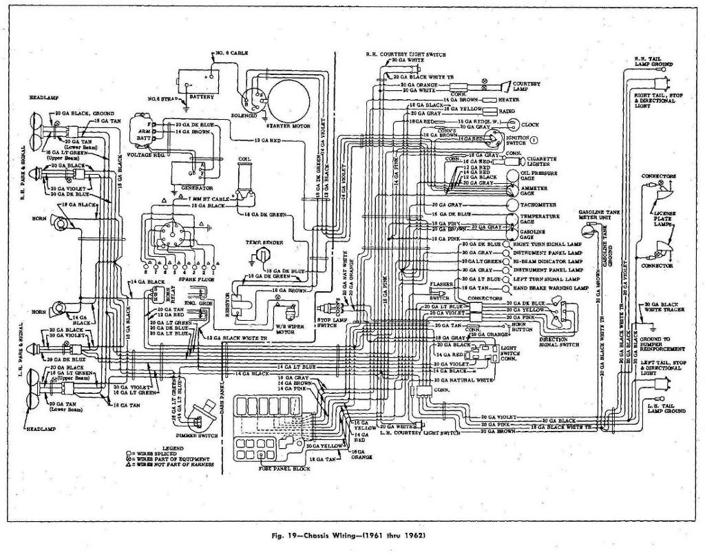 1962 Chrysler Newport Wiring Diagram 1962 Chrysler