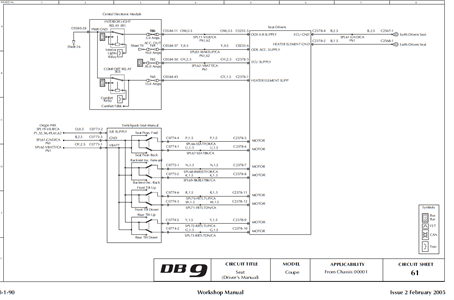 Aston    Martin     car manuals     wiring    diagrams PDF   fault codes