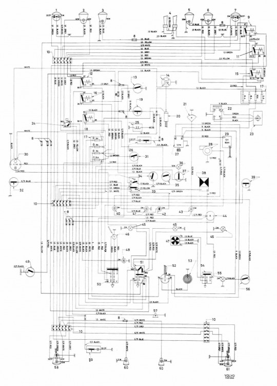 Electrical Wiring Diagram Of Volvo Gt on Volvo Semi Truck Wiring Diagram