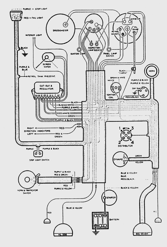 Austin Car Manuals Wiring Diagrams PDF Fault Codes – Innocenti Mini Wiring-diagram