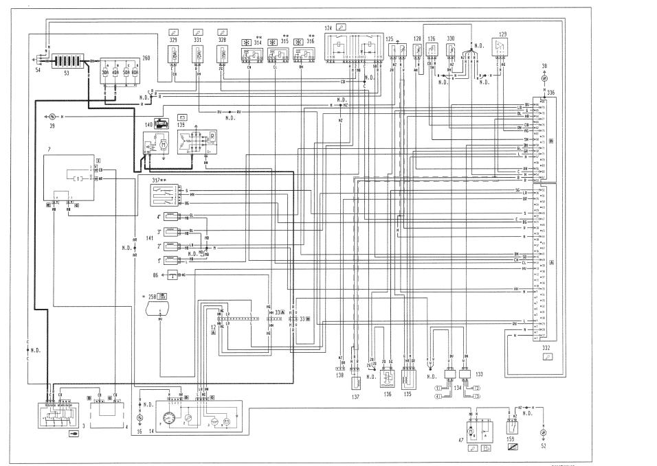 fiat panda wiring diagram download fiat panda wiring diagram