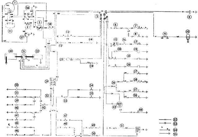 One ton truck wiring diagrams