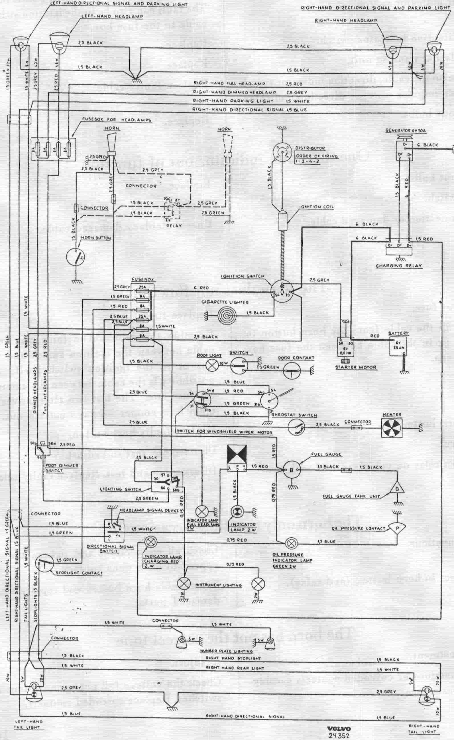 volvo 240 wiring diagram on 960 volvo 240 wiring diagram