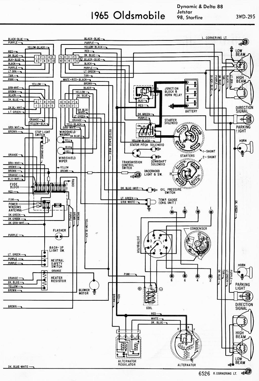 Oldsmobile Car Pdf Manual Wiring